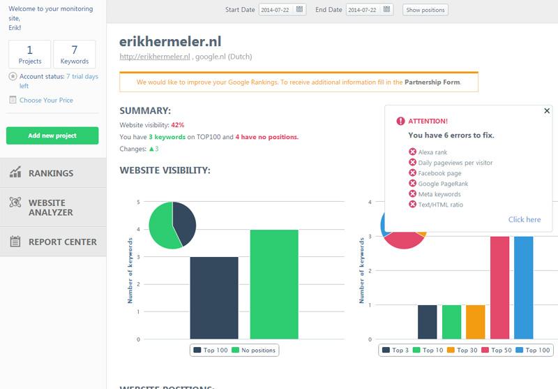 hoe ziet Semalt online marketing tools eruit?