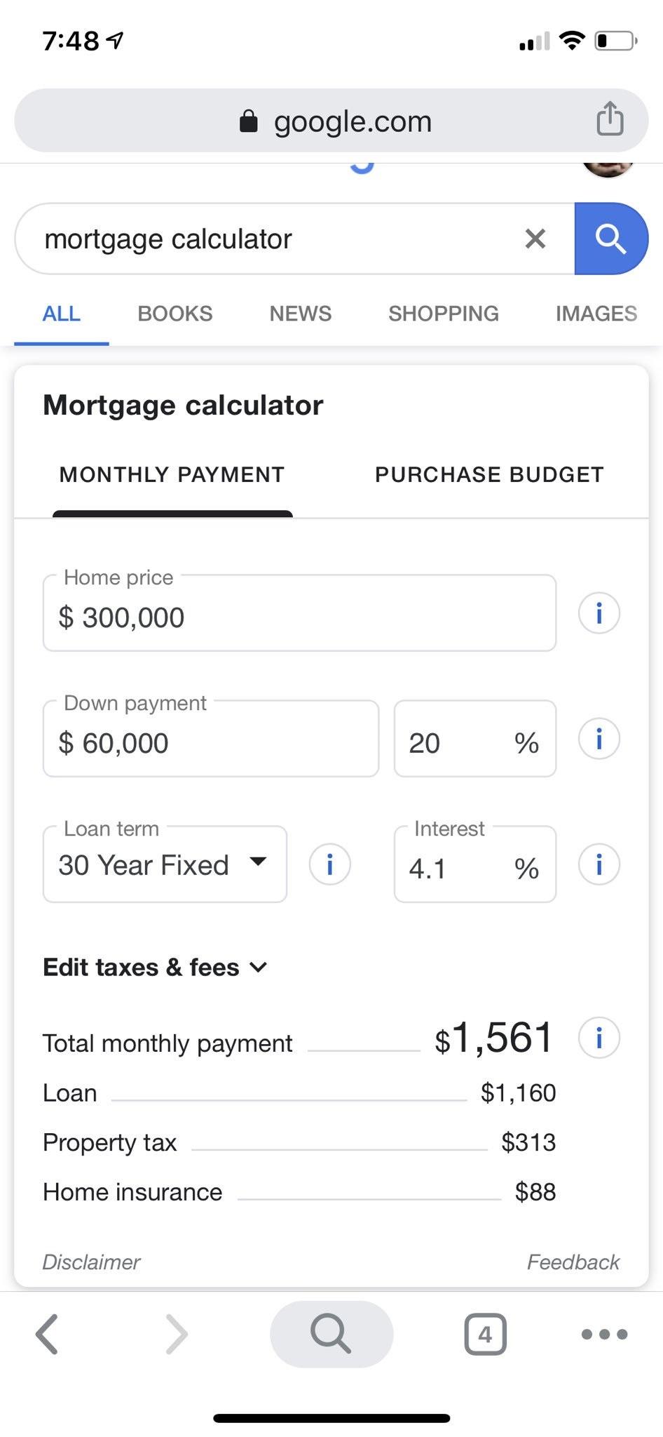 Online hypotheek berekenen